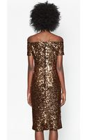 French Connection Cosmic Sparkle Dress - Lyst