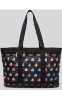 Lesportsac Tote  Travel - Lyst