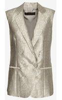 Jenni Kayne Exclusive Snakeprint Vest - Lyst