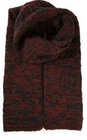 Dolce & Gabbana Knitted Scarf - Lyst