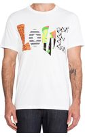 Marc By Marc Jacobs Love Tee - Lyst