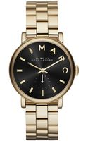 Marc By Marc Jacobs Ladies Baker Stainless Steel Watch - Lyst