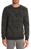 Marc By Marc Jacobs Enzo Grey Sweatshirt - Lyst