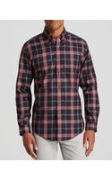 Brooks Brothers Check Sport Shirt - Classic Fit - Lyst