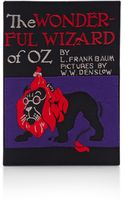 Olympia Le-Tan Limited Edition The Wonderful Wizard Of Oz Book Clutch - Lyst