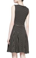 Nanette Lepore Fair Game Scoop-neck Dress - Lyst