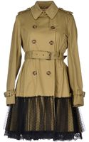 RED Valentino Fulllength Jacket - Lyst