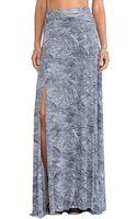 Rachel Pally Josephine Printed Maxi Skirt - Lyst