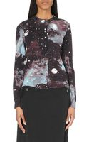 Marc By Marc Jacobs Stargazer Knitted Cardigan - Lyst