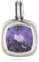 David Yurman Pre-owned 14mm Albion Amethyst Enhancer - Lyst