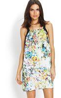 Forever 21 Budding Beauty Cutout Dress - Lyst