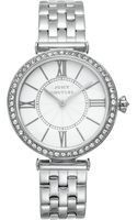 Juicy Couture Womens J Couture Stainless Steel Bracelet Watch 34mm - Lyst