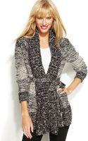 Inc International Concepts Shawl-collar Cardigan - Lyst