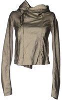 Rick Owens Jacket - Lyst