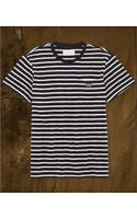 Denim & Supply Ralph Lauren Striped Tshirt - Lyst