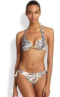 Elizabeth Hurley Beach Ava Underwire Bikini Top - Lyst