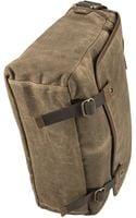 Tumi Fairview Brown Messenger Bag - Lyst