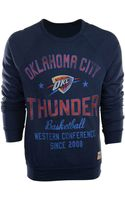 Sportiqe Mens Oklahoma City Thunder Crew Sweatshirt - Lyst