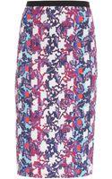 Peter Pilotto Erin Printed Skirt - Lyst