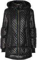 Alice + Olivia Quilted Shell Coat - Lyst