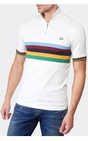 Fred Perry Bradley Wiggins Champion Striped Cycling Shirt - Lyst