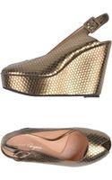 Robert Clergerie Sandals - Lyst
