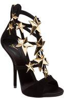 Giuseppe Zanotti Star Embellished Sandal - Lyst