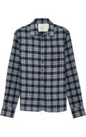 Rag & Bone 34 Placket Plaid Shirt - Lyst