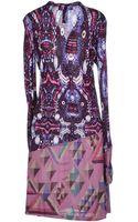 Custoline Short Dress - Lyst