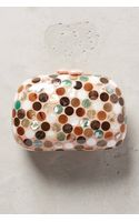 Serpui Marie Dotted Mother-of-pearl Box Clutch - Lyst