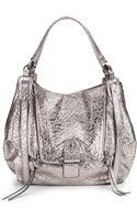 Kooba Jonnie Metallicleather Shoulder Bag - Lyst