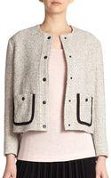 Rag & Bone Cannon Knit Jacket - Lyst