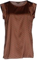 Robert Friedman Blouse - Lyst