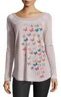 Chaser Open-back Long-sleeve Top - Lyst