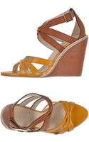 See By Chloé Sandals - Lyst