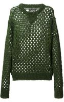 Isabel Marant Knit Sweater - Lyst