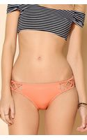 Out From Under Criss Cross Hipster Bikini Bottom - Lyst