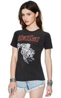Nasty Gal Meat Loaf Bat Out Of Hell Tee - Lyst