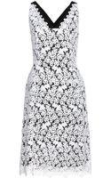 Erdem Elizabeth Lace Dress - Lyst