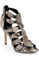 Ivanka Trump Marjory 2 Gladiator High-heel Sandals - Lyst