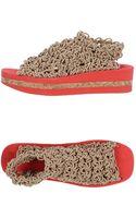Arielle De Pinto Sandals - Lyst