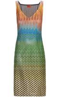 Missoni Crochet Knit Dress - Lyst