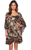 Free People Heart Of Gold Dress - Lyst