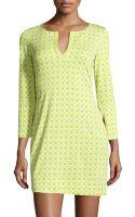 Diane von Furstenberg New Reina Two Printed Dress - Lyst