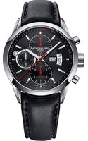 Raymond Weil Leather Strap Automatic Watch - Lyst