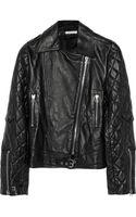J.W. Anderson Leather Biker Jacket - Lyst