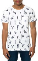 Wesc The Stem Tee - Lyst