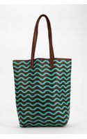 Urban Outfitters Baggu Allover Print Leather Tote Bag - Lyst