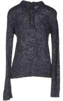 Cheap Monday Long Sleeve Sweater - Lyst