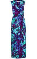 Precis Petite Precious Print Maxi Dress - Lyst